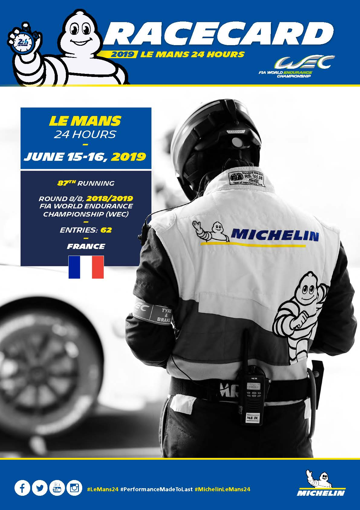 Michelin_Racecard_WEC_LeMans_2019_UK_Page_01