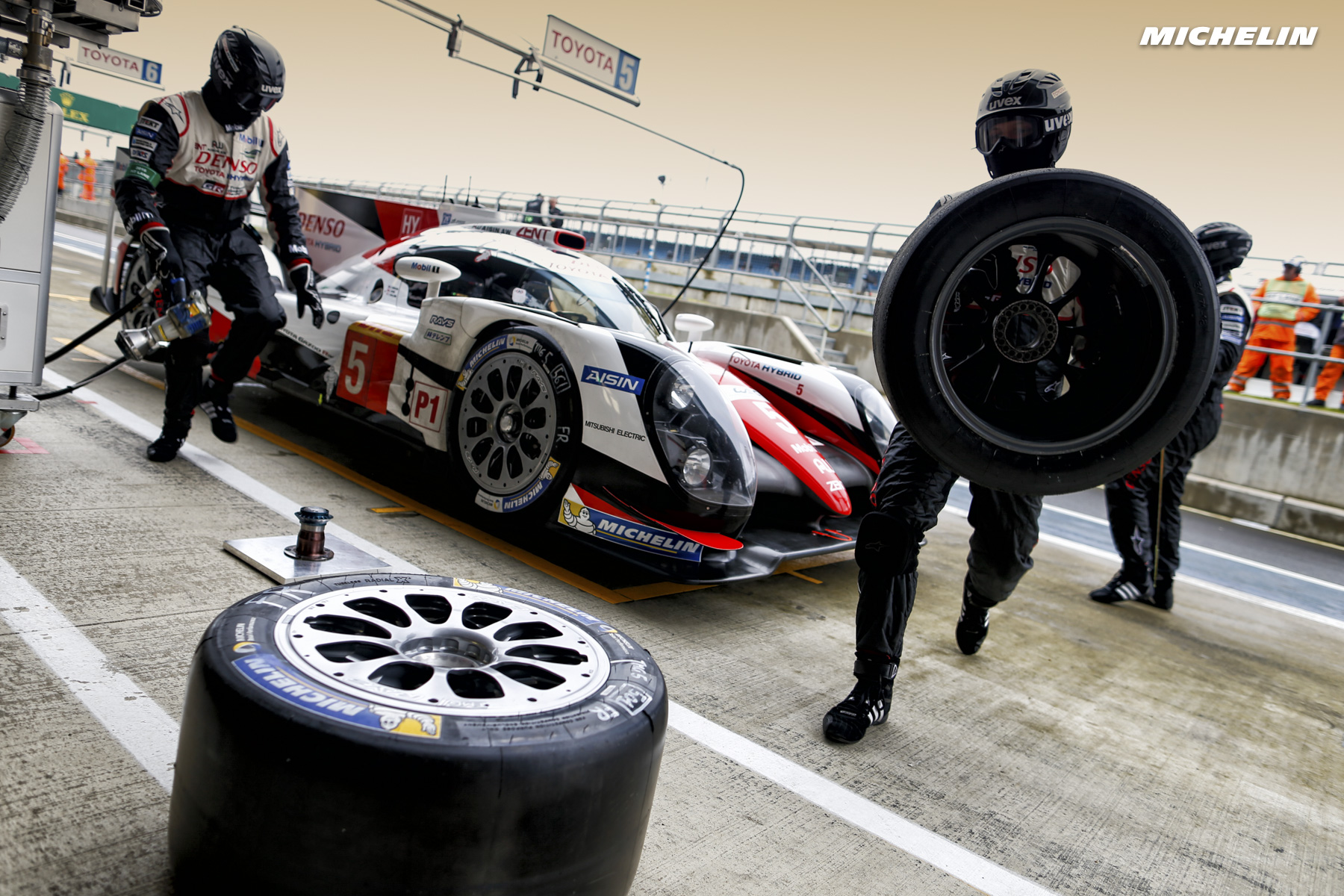 FIA WEC: Silverstone to start 2016 endurance racing campaign ...
