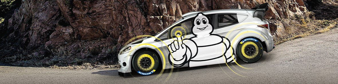 MICHELIN TRACK CONNECT MOTORSPORT MODE