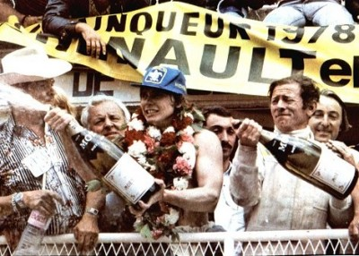 1978 LE MANS 24 HOURS: Renault triumphs at Le Mans with Michelin radial technology