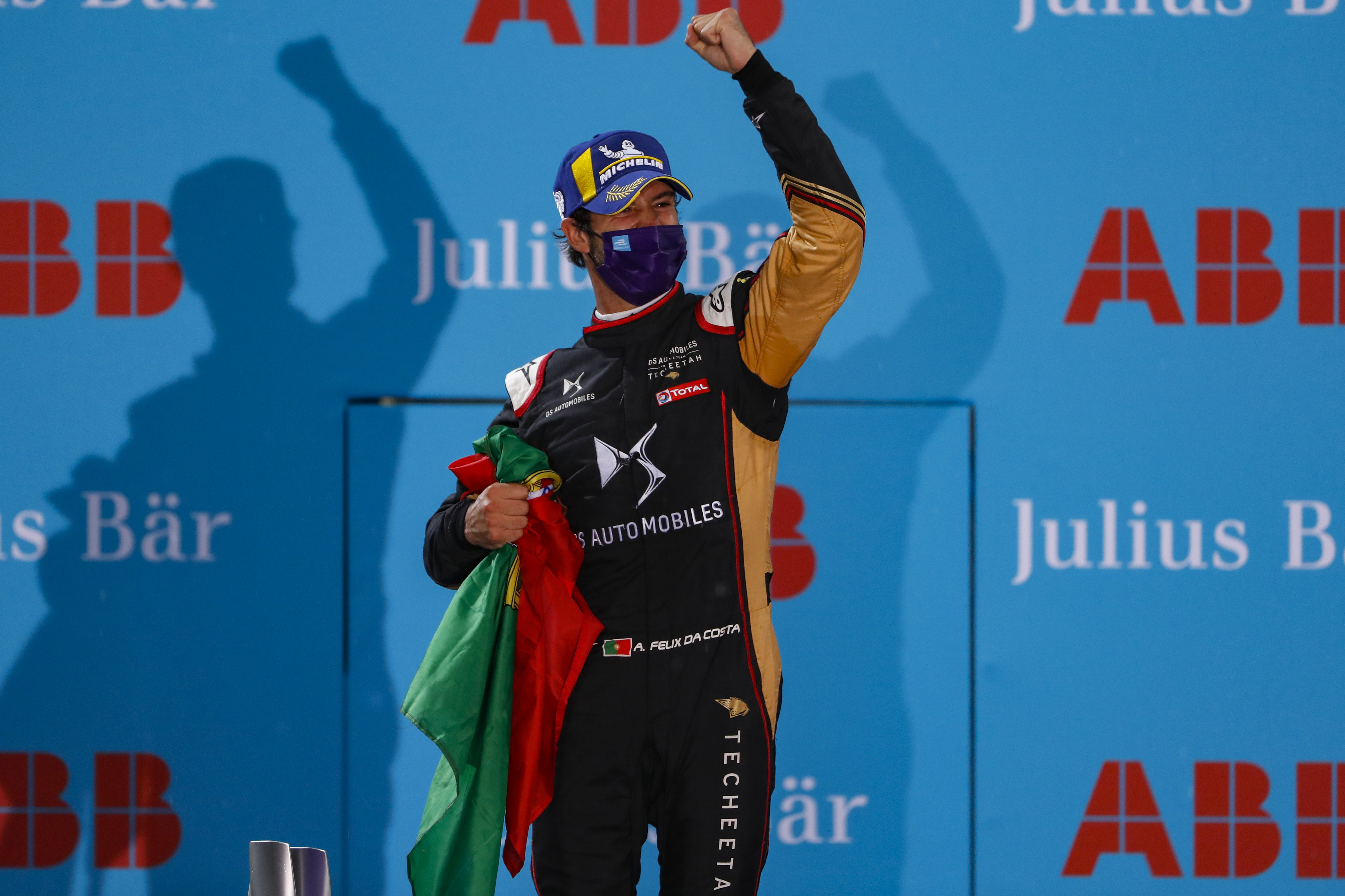 Da Costa and DS Techeetah secure Formula E's 2019/2020 titles with Michelin*