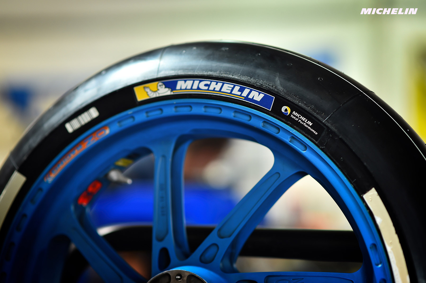 Michelin Named Official Motogp Tyre Supplier Until 2023 News Michelin Motorsport
