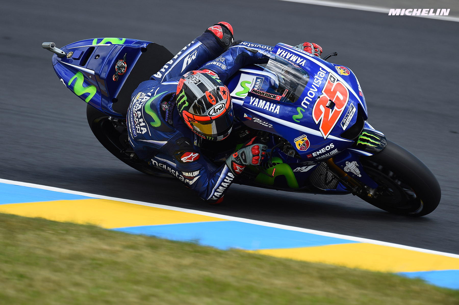 MotoGP: a flawless weekend for Viñales at Le Mans