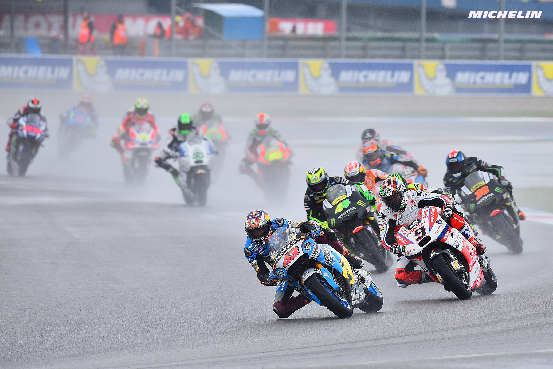 MotoGP: Assen's 'Cathedral of Speed' for the Dutch GP