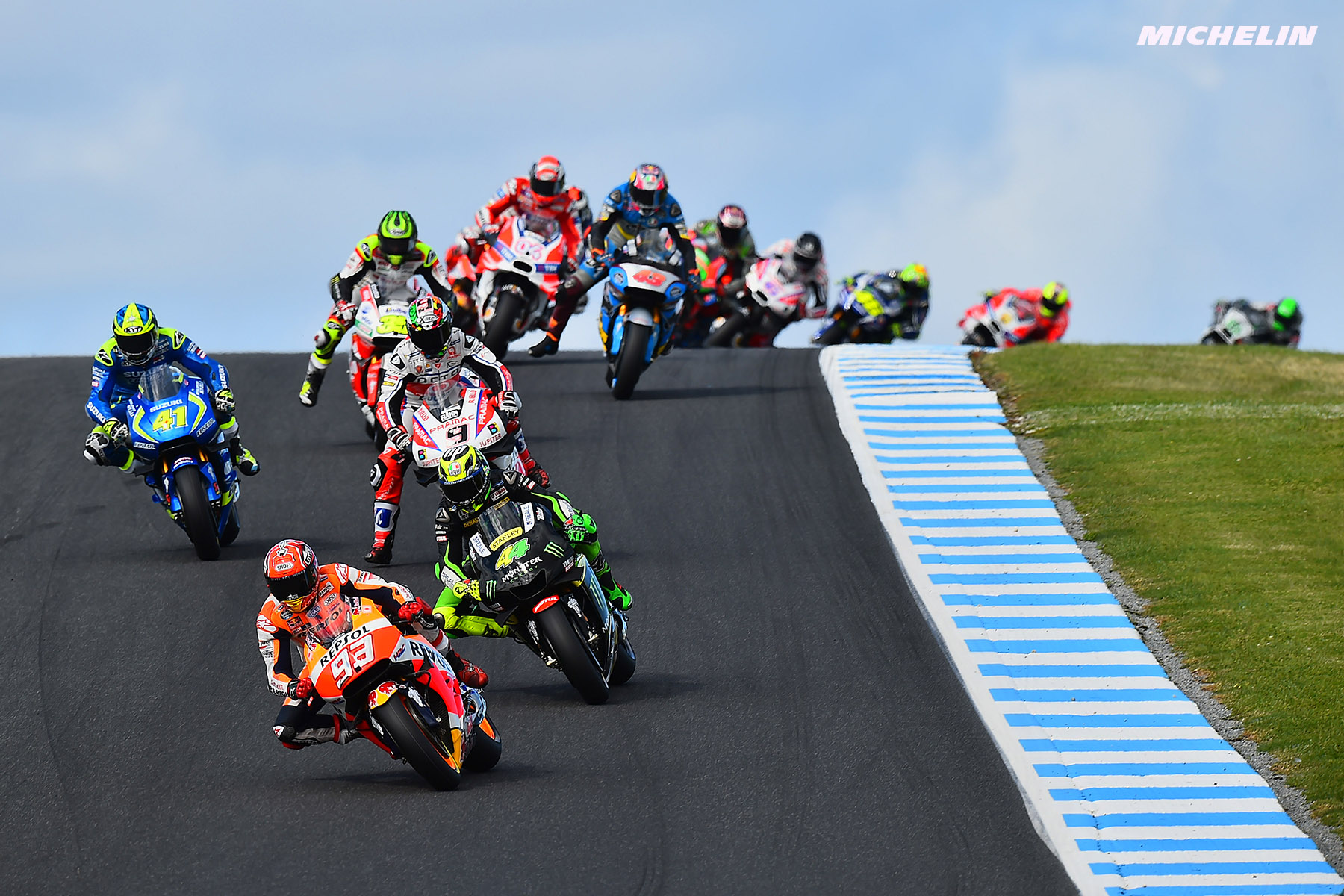 MotoGP: Onward to Phillip Island for the MICHELIN® Australian Motorcycle Grand Prix