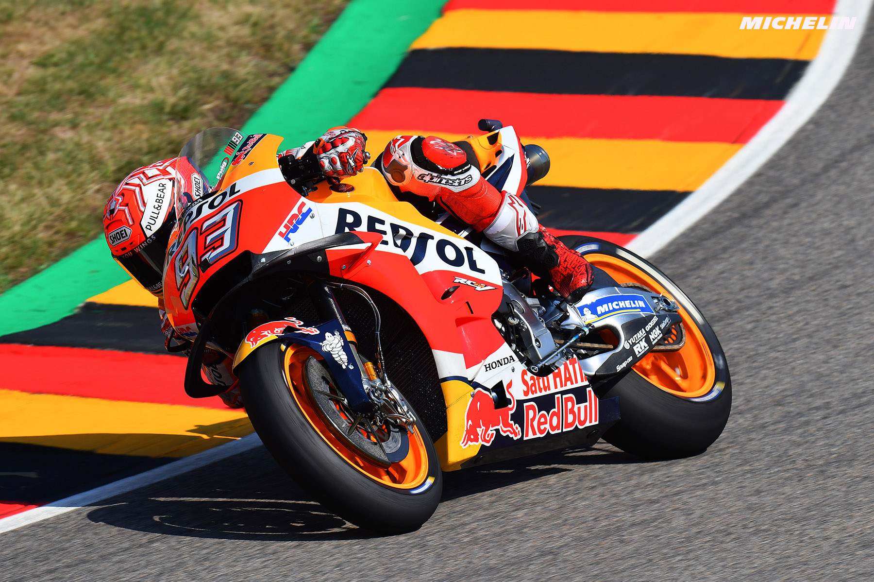 MotoGP™: Márquez (Repsol Honda Team / Michelin), King of the 'Ring
