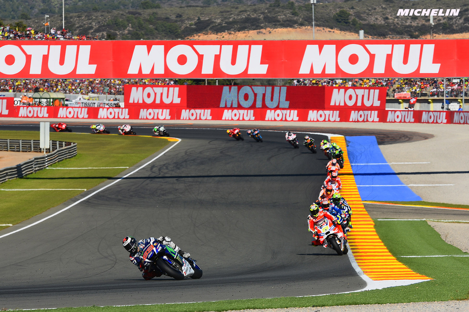 MotoGP: all to play for at Valencia finale!