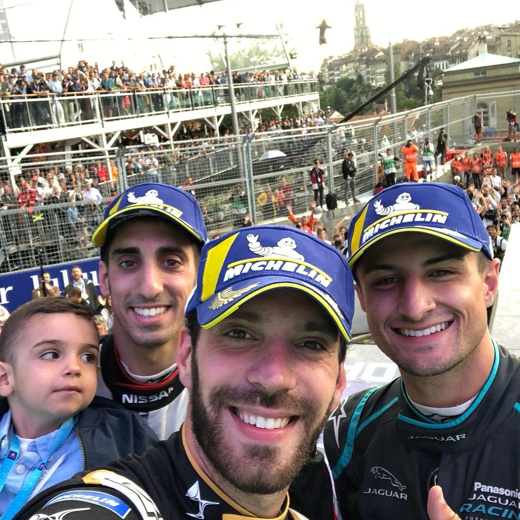 Formula E success for Vergne (DS Techeetah/Michelin) in Bern