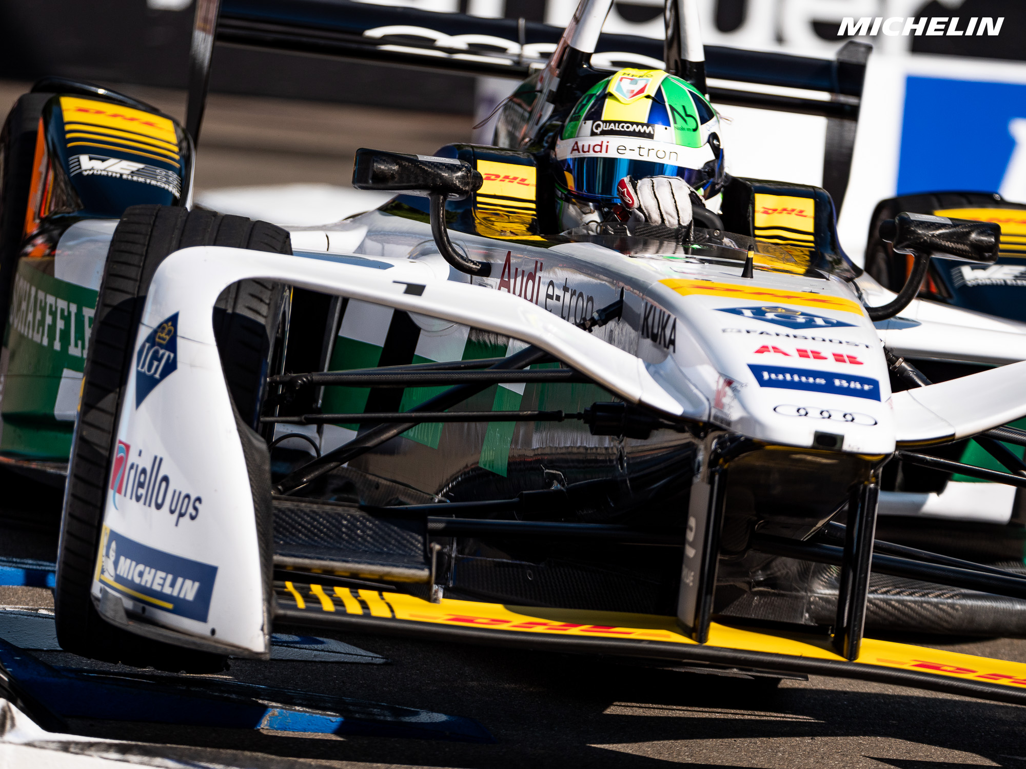 Di Grassi takes the money in Zurich