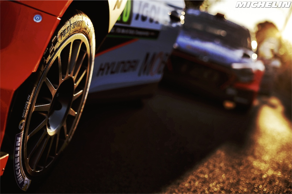 WRC: 13 rounds for 2017